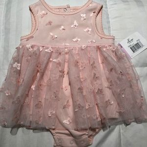 Little Me baby girl dress size 9 month